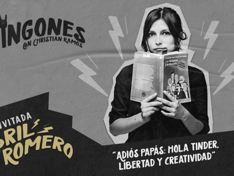 Abril Romero invitada en el podcast chingones