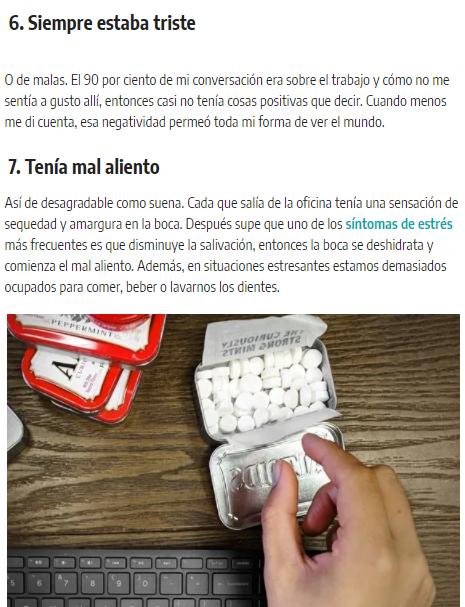 Abril romero ejemplo de blog content para Cultura Colectiva