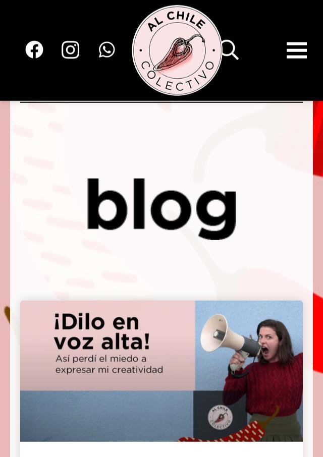Blog del Colectivo Al Chile